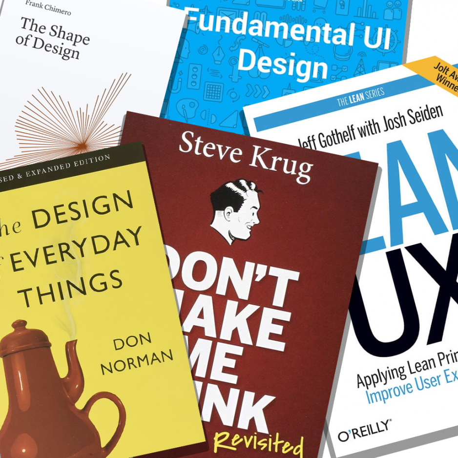 A Collection of Free Design Books